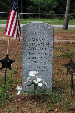 Sgt Mark Benjamin Wansey