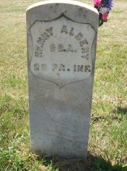 Henry Albert