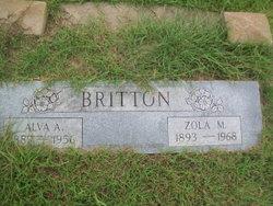 Alva Arma Bud Britton