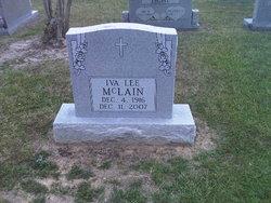 Ivalee Granny Mac <i>Dean</i> McLain
