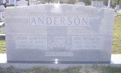 John Lawson Anderson