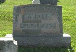 Roy Mathias Ahalt