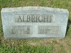 Jessel M Albright