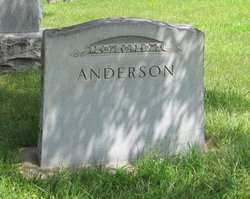 Mabel Elsie <i>Hamilton</i> Anderson