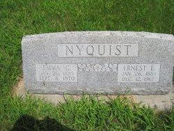 Emma Christina <i>Anderson</i> Nyquist