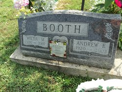 Andrew F. Booth