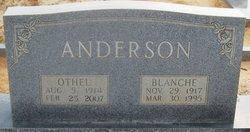 Blanche <i>Dawkins</i> Anderson