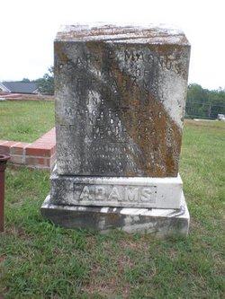 Pearl E <i>Magnus</i> Adams