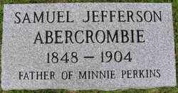 Samuel Jefferson Abercrombie