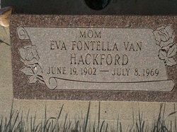 Fontella Eva <i>Van</i> Hackford