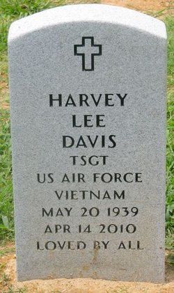 Sgt Harvey Lee Davis