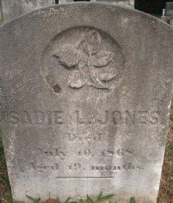 Sadie L. Jones