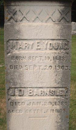 J. D. Barnsley