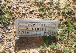 Mrs Dorothy Bee <i>Westbrook</i> McKinney