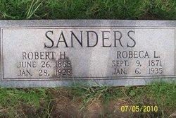Rebecca L <i>Miller</i> Sanders