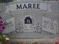 Arcie Lee Dean <i>Parrott</i> Maree