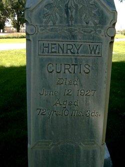 Henry William Curtis