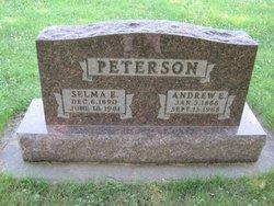Selma Elenora <i>Anderson</i> Peterson
