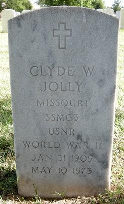 Clyde W Jolly
