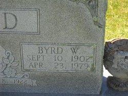 Mary Byrd <i>Webb</i> Goad