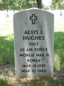 Alvis L Hughes