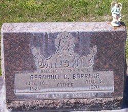 Abraham D. Barrera