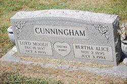 Loyd Moody Cunningham