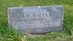 Luella <i>Dimmitt</i> Bowman