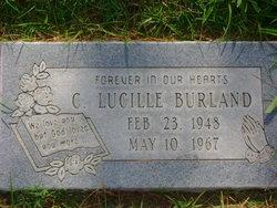 C. Lucille Burland