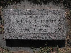 Lora <i>Taylor</i> Eriksen
