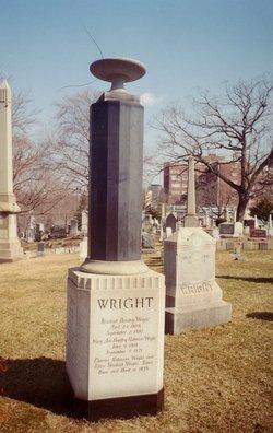 Mary Ann Bradley <i>Robinson</i> Wright