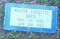Walter Lafayette Davis