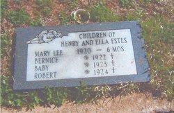 Mary Lee Estes