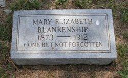 Mary Elizabeth <i>Bland</i> Blankenship
