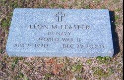 Leon M. Bogie Feaster