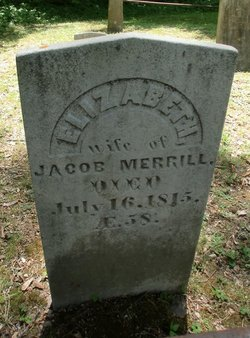 Elizabeth Merrill