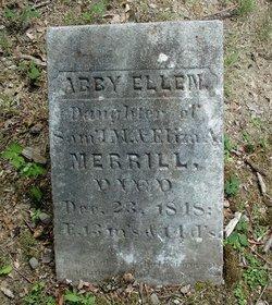 Abby Ellen Merrill