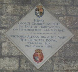 Victoria Alexandra Alice Mary <i>Windsor</i> Lascelles