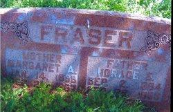 Margaret A. <i>Pate</i> Fraser