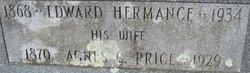 Agnes C. <i>Price</i> Hermance
