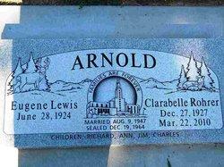 Clarabelle R <i>Rohrer</i> Arnold
