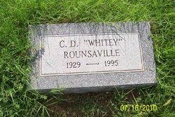 C. D. Whitey Rounsaville