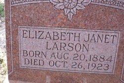 Elizabeth Janet Larson