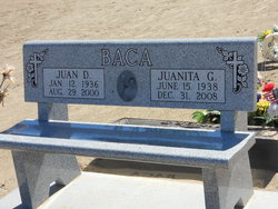 Juanita G. Baca
