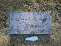 Olga L. <i>Hewitt</i> Bushnell