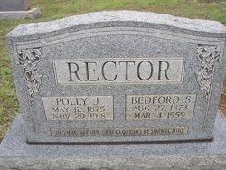 Mary Polly <i>Langford</i> Rector