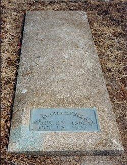 William Clifford Chamberlain, Sr