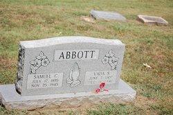 Samuel C. Abbott