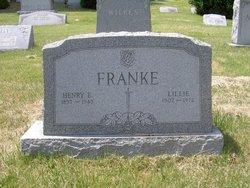 Lillie Franke