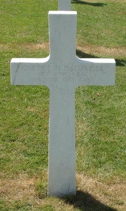 PVT George N. Dallinger